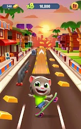 Talking Tom Gold Run APK screenshot thumbnail 10