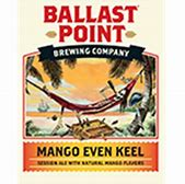 Logo of Ballast Point Mango Even Keel