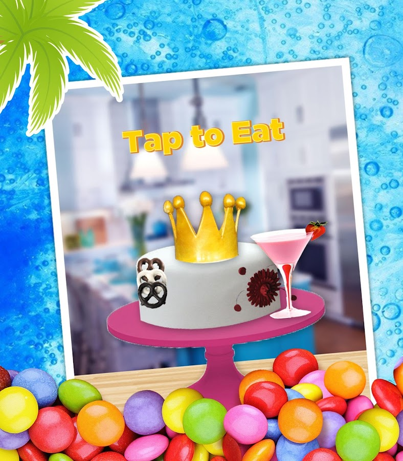 Kids Cake Maker: Cooking Game- screenshot