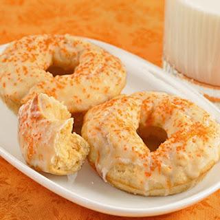 Orange Doughnuts Recipes.