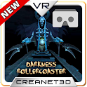 DARKNESS ROLLERCOASTER VR icon