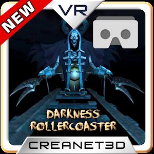 DARKNESS ROLLERCOASTER VR
