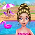 Summer Girl - Fun Pool Party APK