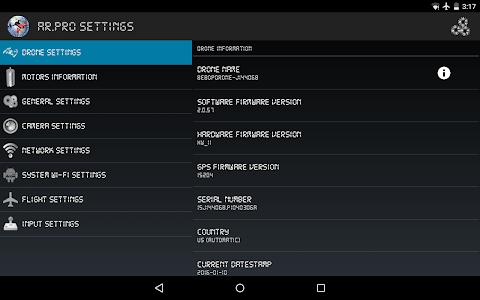 AR.Pro 3 for Bebop Drones screenshot 18