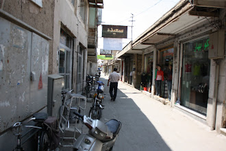 Photo: Day 136 -  Surrounding Shops and Alleyways of the Bazaar
