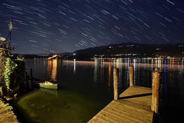 Sotto una volta di stelle - 100 foto X 8sec ognuna di Herrfulvis