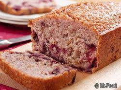Cherry Nut Bread Recipe