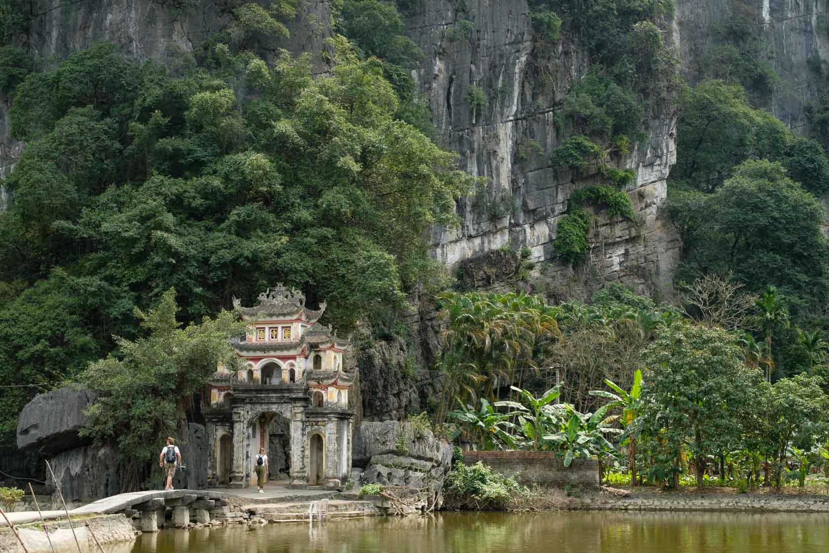 Bich Dong Pagoda, Ninh Bình Province, Vietnam