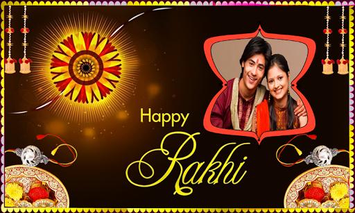 Rakhi Photo Frames Free 1.3 screenshots 1