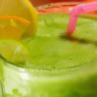 Green Power Mojito Smoothie.