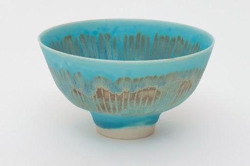 Peter Wills Porcelain Bowl 101