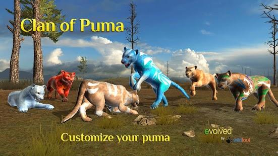 Clan of Puma Imagen do Jogo