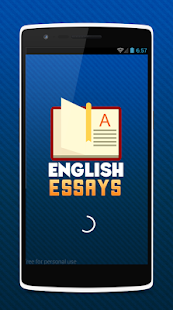 English Essays Collection - náhled