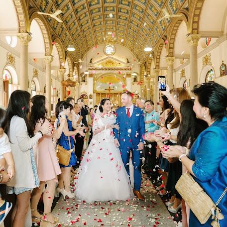 Wedding photographer Pakasith Suwanamund (WhiteLove). Photo of 15.03.2018