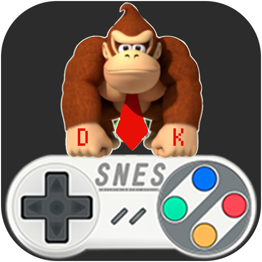 Dunkey Kung Country - SNES Emulator Full Games