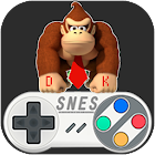 Dunkey Kung Country - SNES Emulator Full Games icon