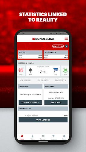 Official Bundesliga Fantasy Manager  screenshots 4