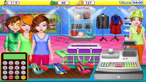 Tailor Boutique Cash Register  screenshots 26