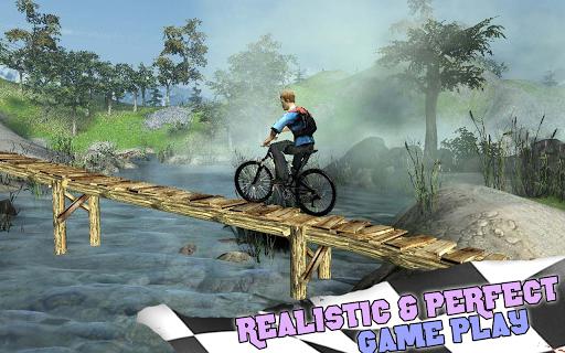 BMX Boy Bike Stunt Rider Game 1.0.3 screenshots 3