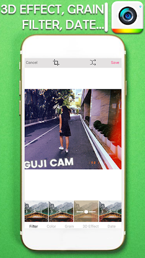 Guji Cam: Analog Film Filter 1.0.0.2 screenshots 6