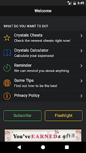 Cheats Tips For Gods And Glory - náhled