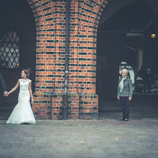 Wedding photographer Martyna SZYSZ (martynaszysz). Photo of 24.10.2015