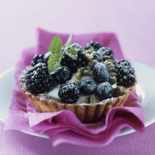 Merry Berry Tartlets Recipe