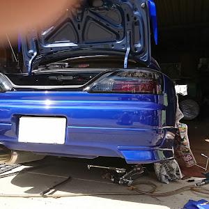 シルビア S15 スペックR 2002年Vパッケージのカスタム事例画像 ブルビア15R改さんの2018年10月08日17:23の投稿
