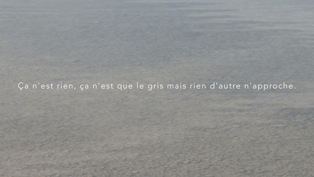 Charlotte Audoynaud / Ludivine Zambon Bleu céruléen