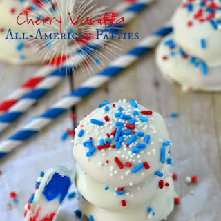 Red, White, and Blue Patriotic Candies Recipe