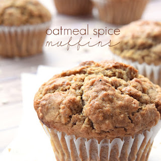 Oatmeal Spice Muffins.