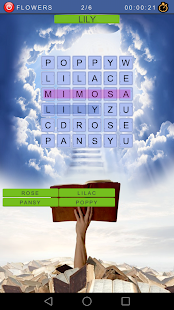 Word Connect Game - náhled