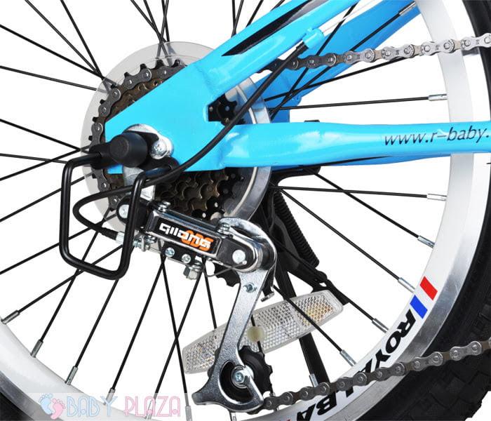 Xe đạp trẻ em RoyalBaby 20B6S 20inch 11