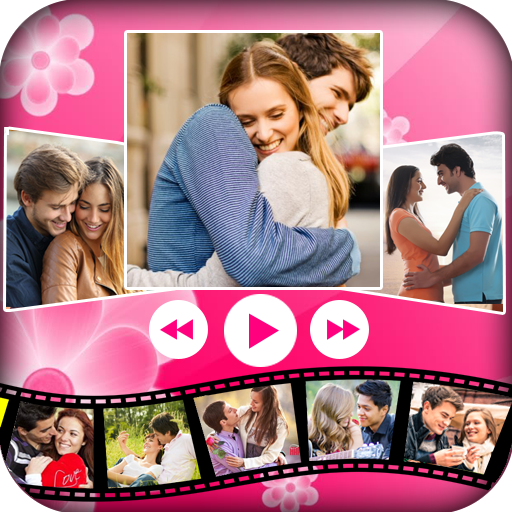 Love Video Maker With Music 2018