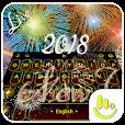 Live 3D 20  Sparkling Fireworks Keyboard Theme