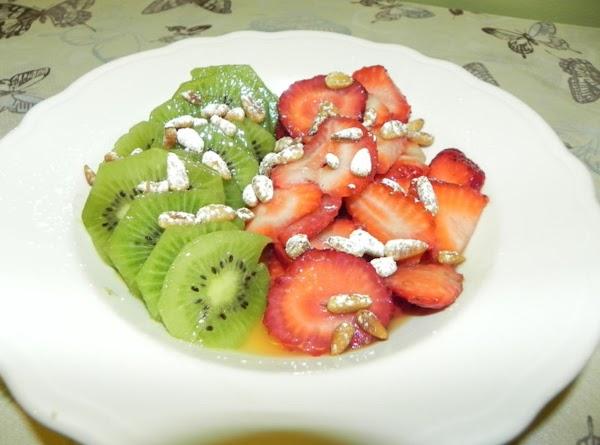 Strawberry Kiwi Delight Recipe