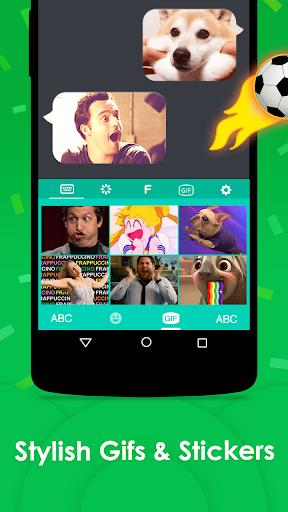 Emoji Keyboard 2018 - Cute Emoticon 1.2.6 screenshots 3