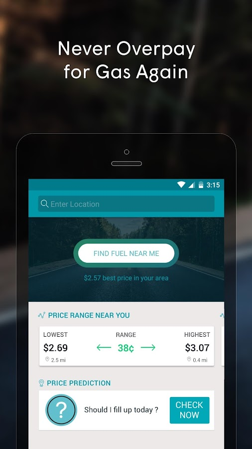 GasBuddy: Find Cheap Gas- screenshot