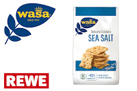 Angebot für Wasa Delicate Crackers Sea Salt im Supermarkt - Wasa
