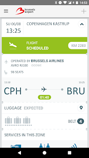 Brussels Airport- screenshot thumbnail