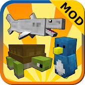 Animals Mod for Minecraft