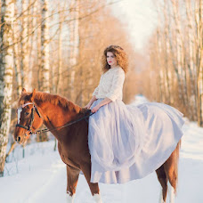 Wedding photographer Evgeniya Klimova (Klimovafoto). Photo of 20.03.2017