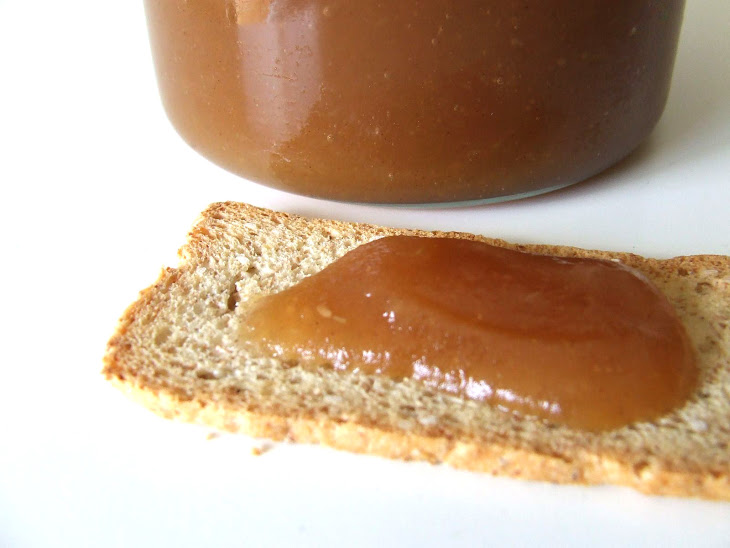 Apple Jam in the Bread Machine Recipe