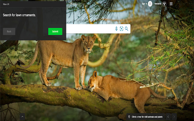 Nine UX Chrome Extension
