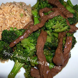 Spicy Asian Beef and Broccoli Stir-Fry
