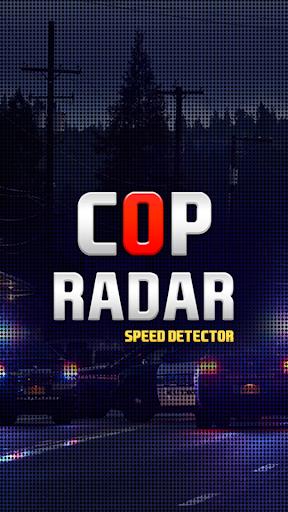 Cop Radar–Speed Detection