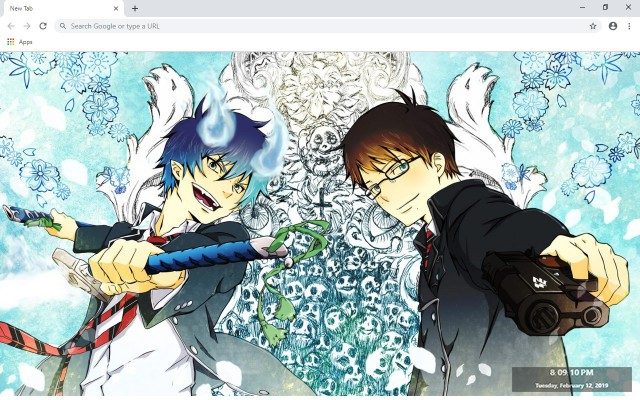 Rin Okumura New Tab Wallpapers Collection