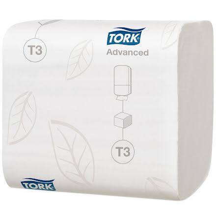 Toalettppr Tork Advan T3 8712
