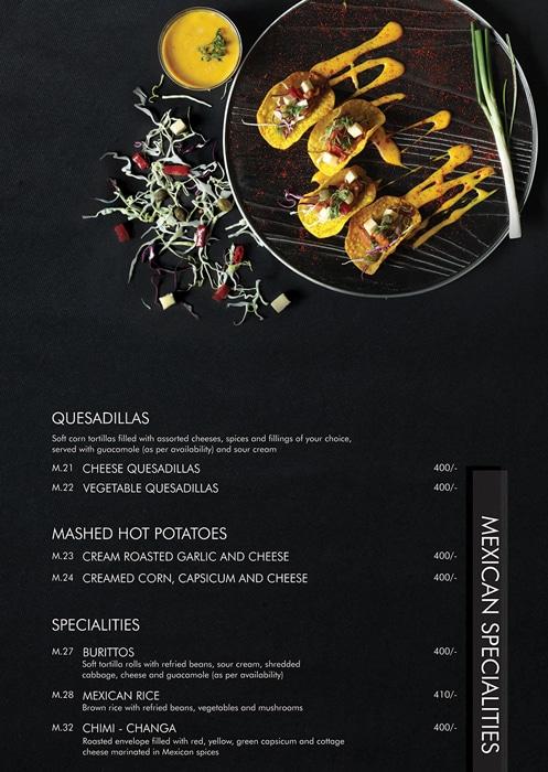 Little Italy menu 21