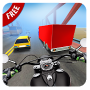 Game Bike Traffic Racer 2018: Moto Racing Games APK for Windows Phone